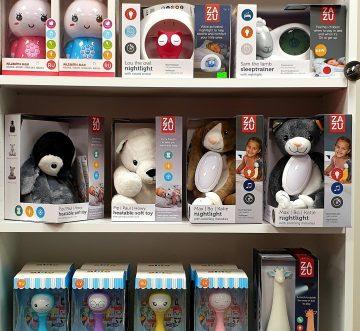 Interaktīvās rotaļlietas LILUU veikalā
